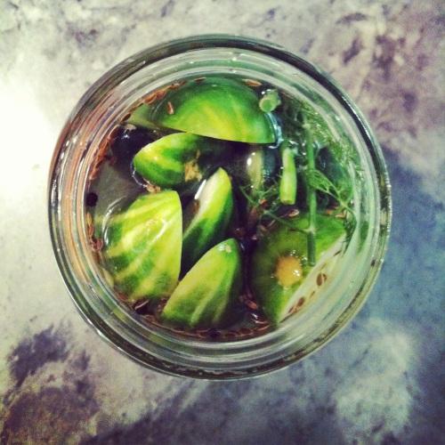 aerial pickle jar