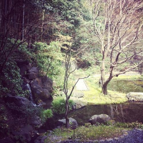 Yamazaki zen garden
