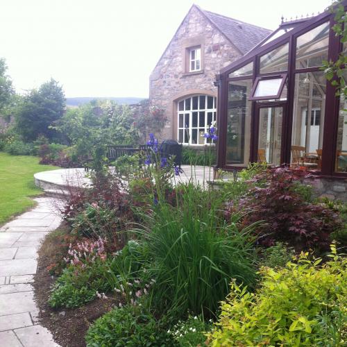 garden-side